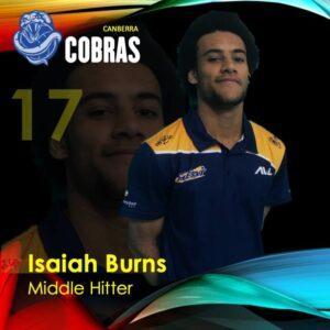 Isaiah Burns